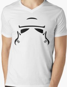 Trooper Mens V-Neck T-Shirt
