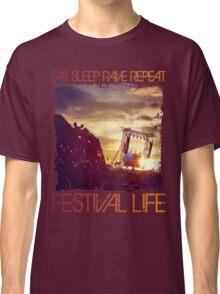 festival life  Classic T-Shirt