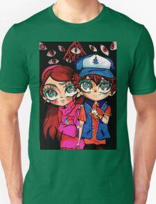 Mystery Twins Unisex T-Shirt