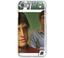 Louis Theroux 90s Green iPhone Case/Skin