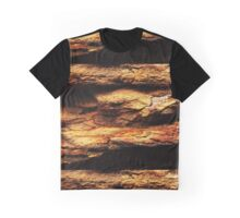 The Hidden Land - Refuge Against Red Storms Graphic T-Shirt