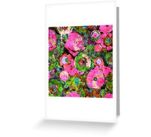 Impressions Greeting Card