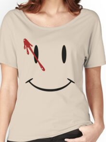 Who Watches the Watchmen? Women's Relaxed Fit T-Shirt