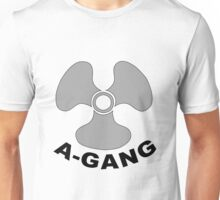 A-GANG, United States Military, Submarine Service, Full Size Version Unisex T-Shirt