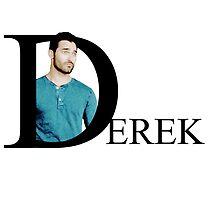 Teen Wolf Derek Hale by Dylanoposey