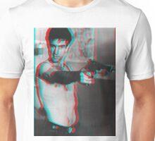 Robert De Niro - Taxi Driver 3D Effect Unisex T-Shirt