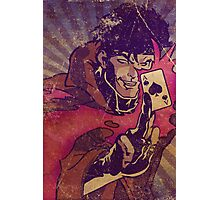 Gambit Photographic Print