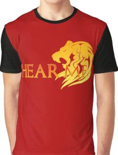 Hear Me! Graphic T-Shirt