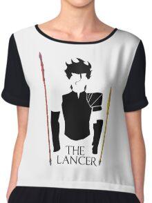 Diarmuid The Lancer (Fate Zero) Chiffon Top