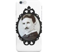 NikolaTesla Framed iPhone Case/Skin
