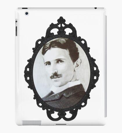 NikolaTesla Framed iPad Case/Skin