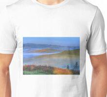 DAWN AT TUSCANY- Sea Of Fog Unisex T-Shirt