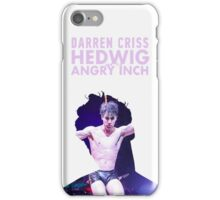 Darren Criss Hedwig iPhone Case/Skin