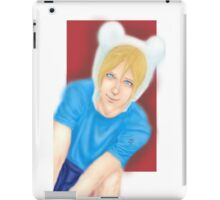 Finn the Human iPad Case/Skin