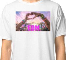 Love EDM Classic T-Shirt