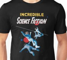 Incredible Science Fiction Unisex T-Shirt