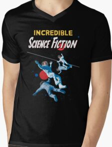 Incredible Science Fiction Mens V-Neck T-Shirt