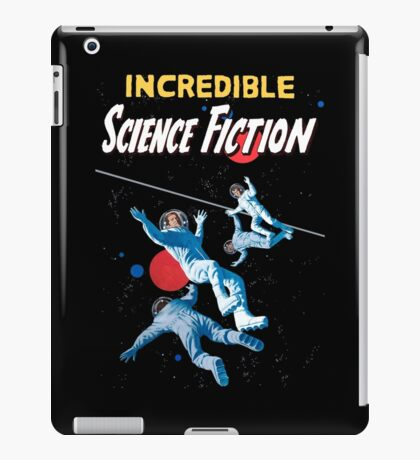 Incredible Science Fiction iPad Case/Skin