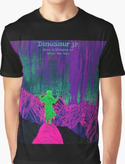 dinosaur jr green mind best album collection botak Graphic T-Shirt