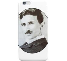 NikolaTesla iPhone Case/Skin
