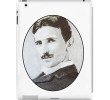 NikolaTesla iPad Case/Skin