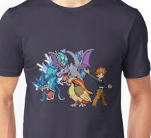 Trainer Blue Approaches! Unisex T-Shirt