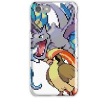 Trainer Blue Approaches! iPhone Case/Skin
