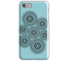 Mandala bouquet iPhone Case/Skin