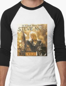 "24 KARAT GOLD TOUR 2016 "" STEVIE NICKS "" Men's Baseball ¾ T-Shirt"