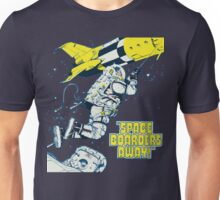 Space Boarders Unisex T-Shirt