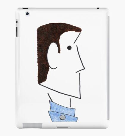 The Constable iPad Case/Skin