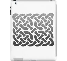 CROSS KNOTTED iPad Case/Skin