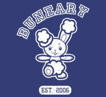 Buneary - College Style (White) by mrbrownjeremy