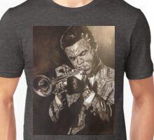 Jazz Trumpet Unisex T-Shirt