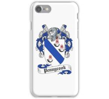 Pennycook iPhone Case/Skin