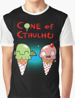 The Cone of Cthulhu Graphic T-Shirt