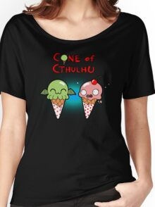The Cone of Cthulhu Women's Relaxed Fit T-Shirt
