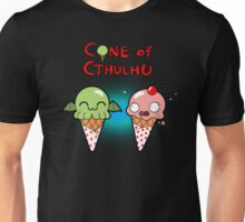 The Cone of Cthulhu Unisex T-Shirt