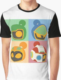 The Bomber Kings - Bomberman minimalist Graphic T-Shirt