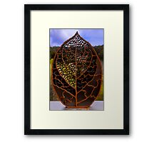 Miracle of life Framed Print