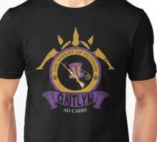 Caitlyn - The Sheriff of Piltover Unisex T-Shirt