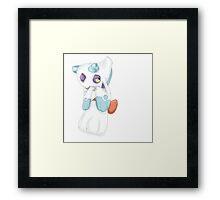 Pokemon-Froslass Framed Print