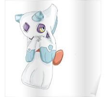 Pokemon-Froslass Poster