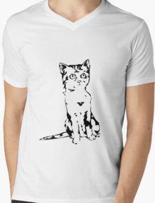 Andrew Jackson Jihad - Human Kittens (No Words) Mens V-Neck T-Shirt