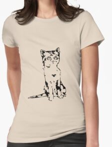 Andrew Jackson Jihad - Human Kittens (No Words) Womens Fitted T-Shirt