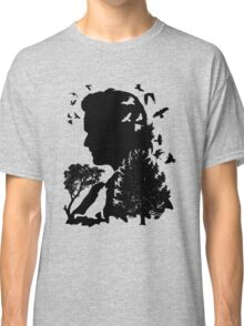 Jamie After Culloden silhouette Classic T-Shirt