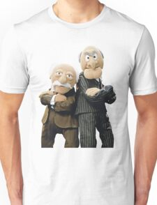 Statler and Waldorf Unisex T-Shirt
