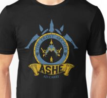 Ashe - The Frost Archer Unisex T-Shirt