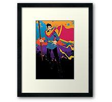 Dr. Strange Framed Print