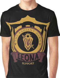 Leona - The Radiant Dawn Graphic T-Shirt